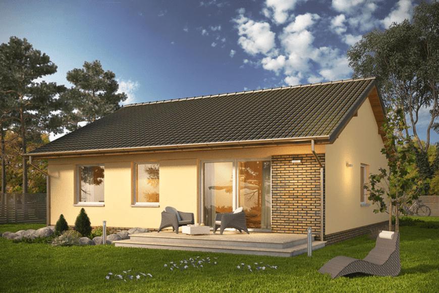 Tanie i proste w budowie – projekty domów dla ograniczonego budżetu