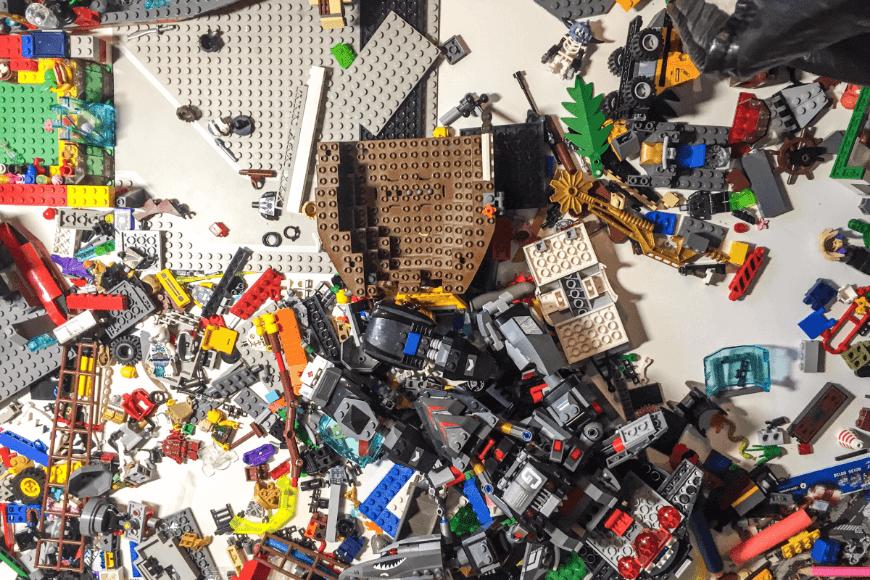 Najpopularniejsze zestawy klocków Lego