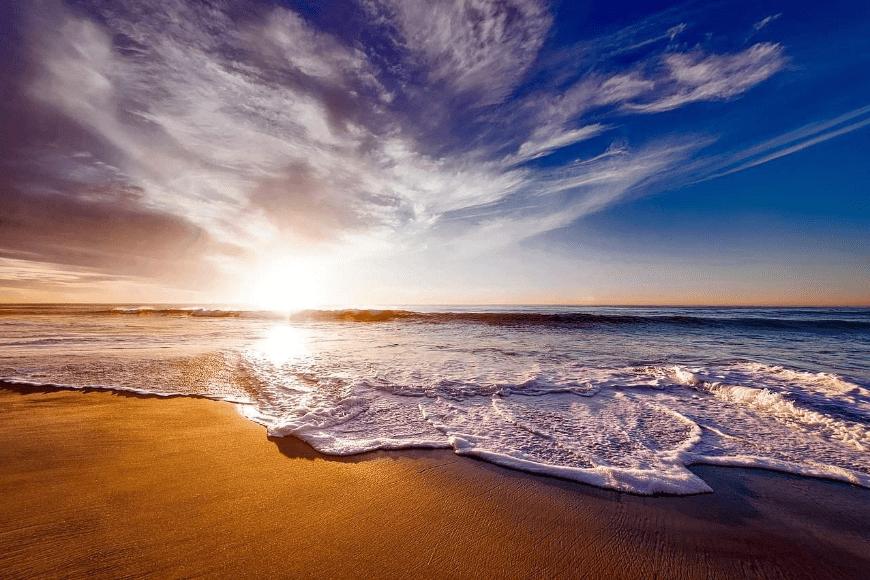 Majówka nad morzem