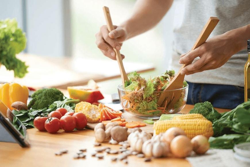 5 wskazówek, jak zdrowo gotować