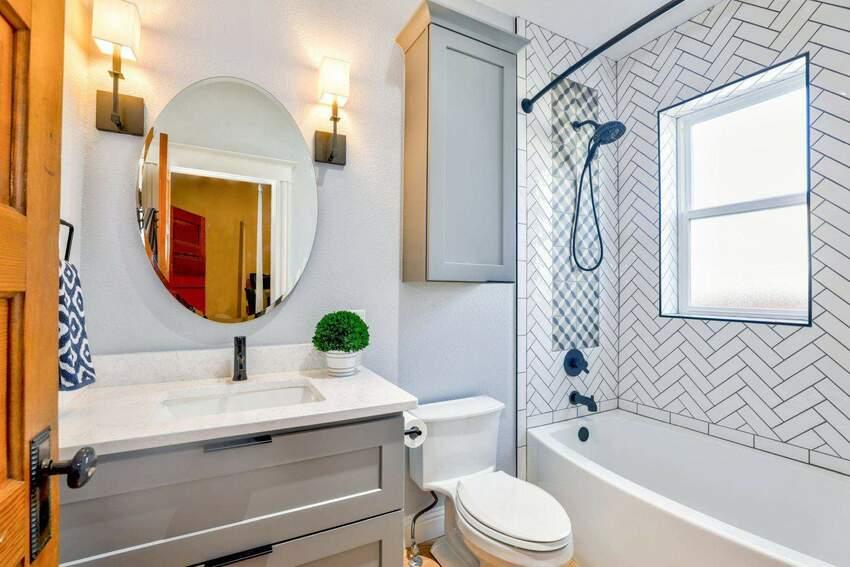 Propozycje wykończenia wystroju łazienki poprzez jakościowe baterie łazienkowe.