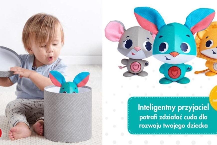 Zabawki interaktywne - trafiony prezent na roczek