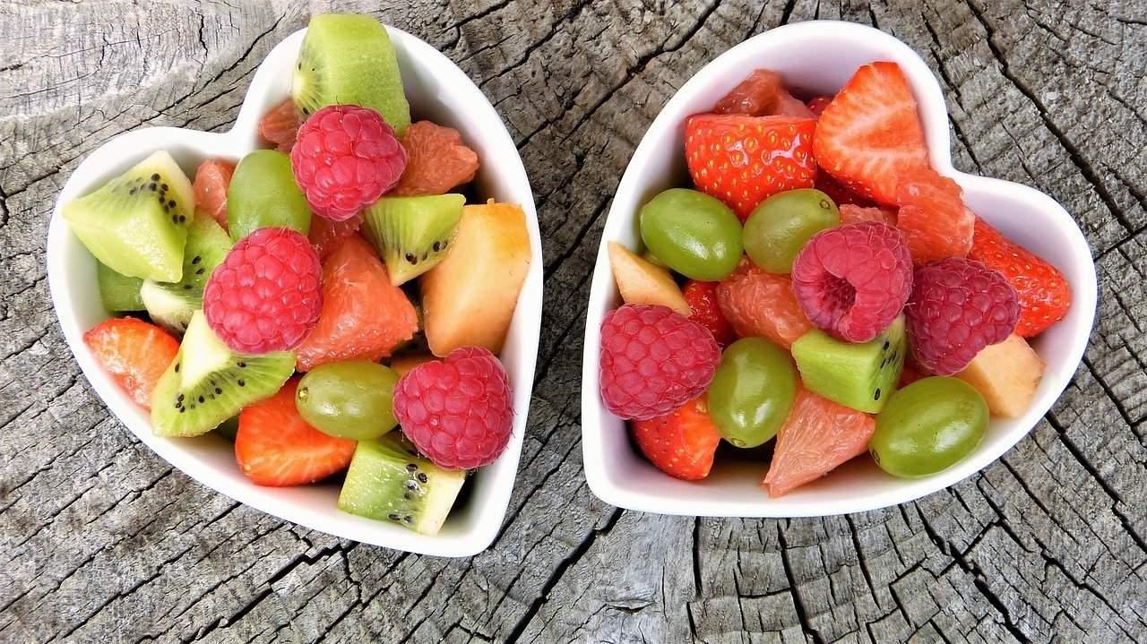 Sałatki owocowe jako alternatywne dania