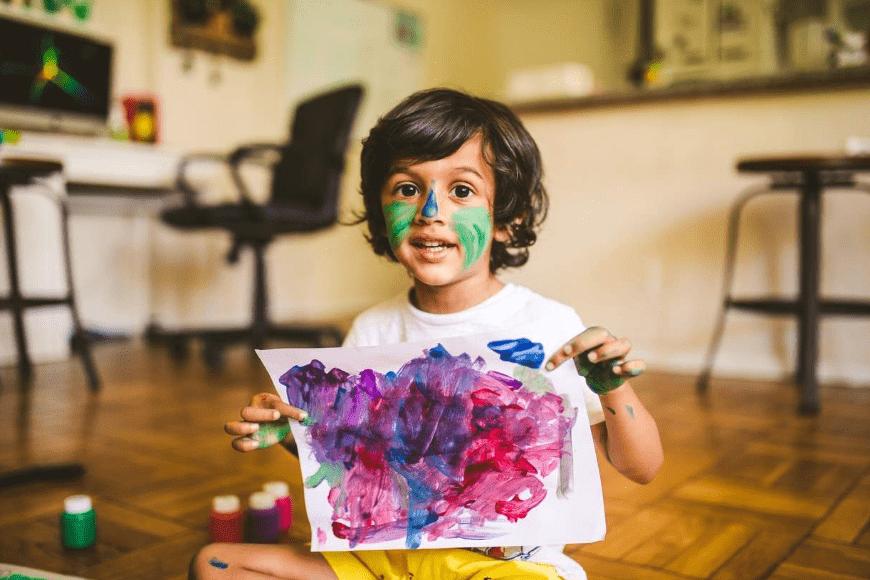 Kolorowanie a rozwój dziecka - czy kolorowanki dla dzieci są ważne?