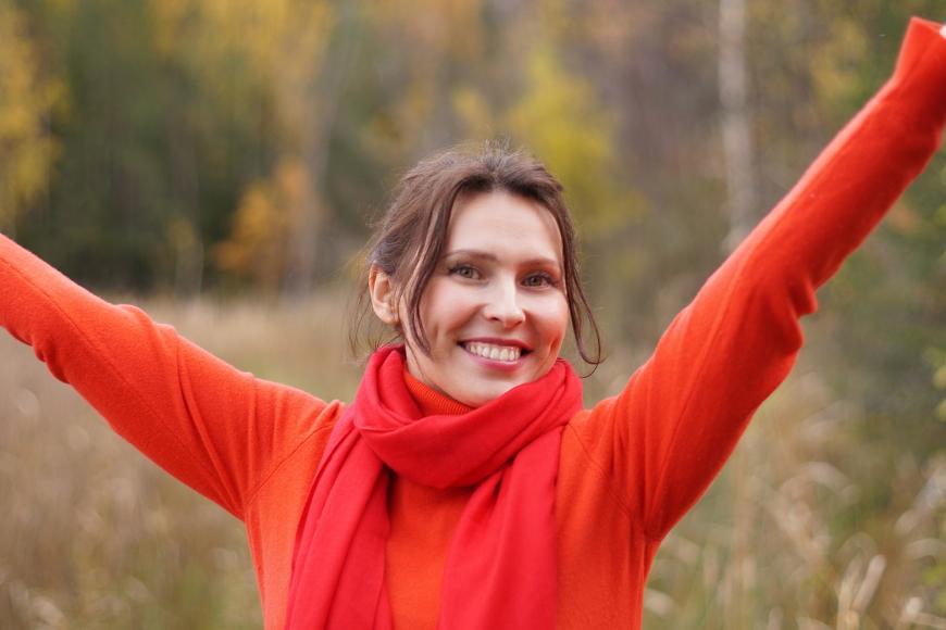 10 wskazówek jak myśleć pozytywnie i być szczęśliwym!