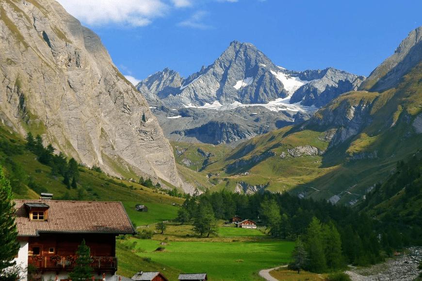Historia Grossglocknera- najwyższego szczytu Alp Austriackich