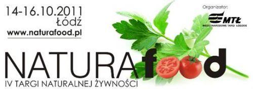 Targi Naturalnej żywności - Natura Food IV