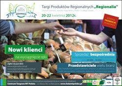 Targi produktów regionalnych - Regionalia.